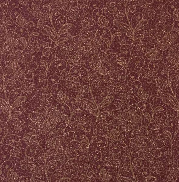 BIO-Jacquard Graceful Bordeaux-Kupfer Eigenproduktion