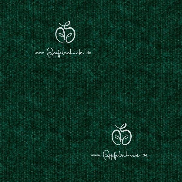 Tweed Look Jade BIO-Eigenproduktion (kbA)