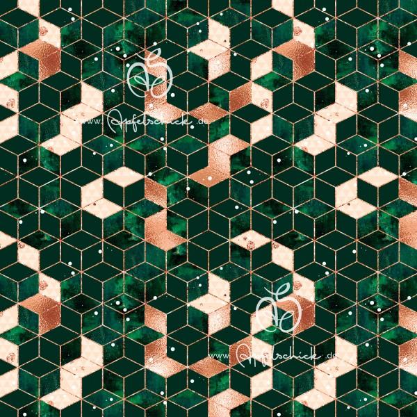 SWEAT Midnight Dice Jade-Kupfer BIO-Eigenproduktion (kbA)