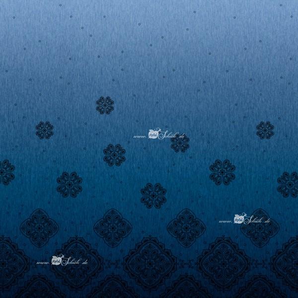 Oriental Gradient Blue BIO-Eigenproduktion (kbA)