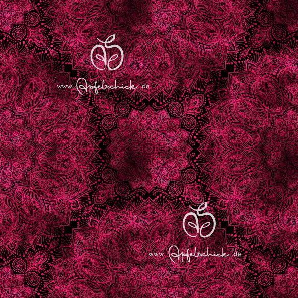 Batik Mandala Beere BIO-Eigenproduktion (kbA)
