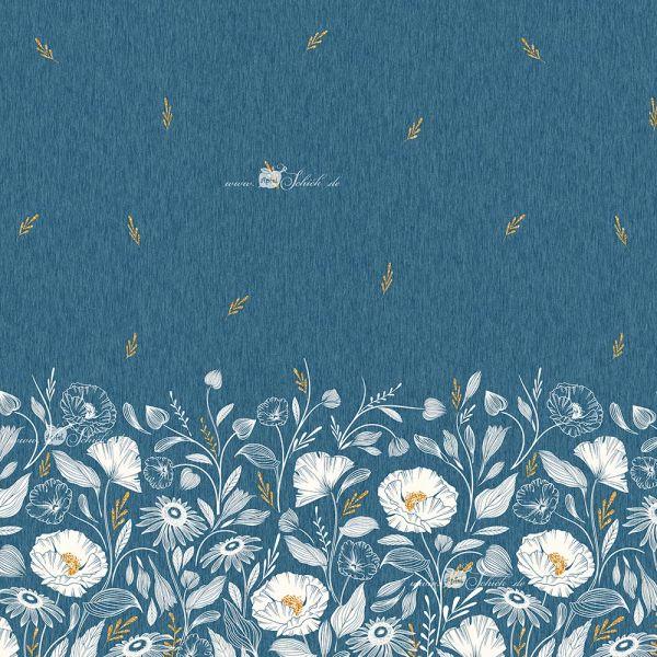 Wildblumen Jeans BIO-Eigenproduktion (kbA)