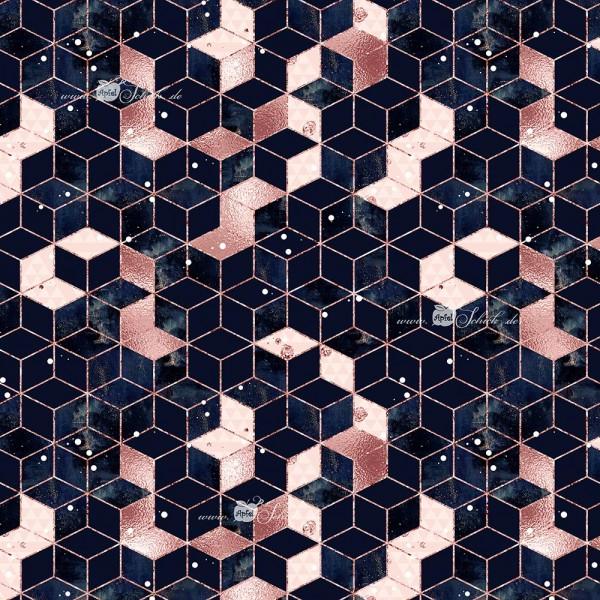 Midnight Dice Nachtblau-Rosé BIO-Eigenproduktion (kbA)
