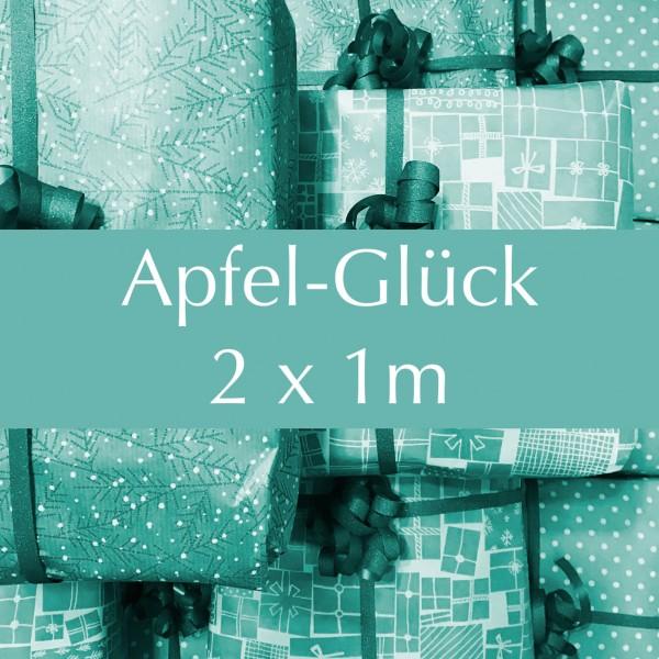 2 x 1m Apfelglück