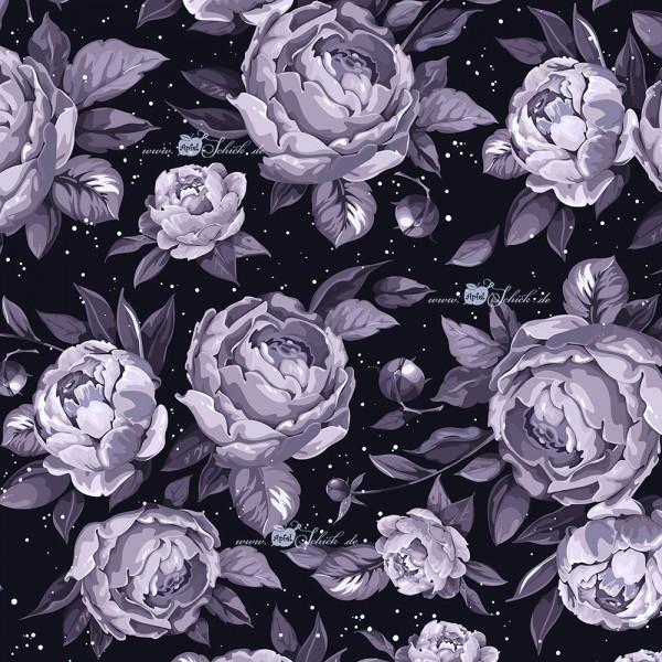 Oldschool Roses Violetta BIO-Eigenproduktion (kbA)