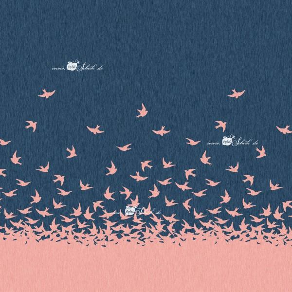 Swallow Dress Jeans-Koralle BIO-Eigenproduktion (kbA)