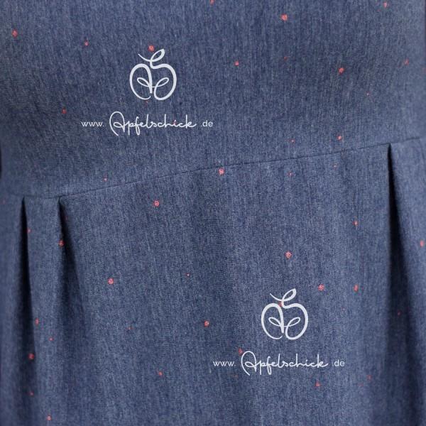 Pünktchen Jeans-Rosa BIO-Eigenproduktion (kbA)