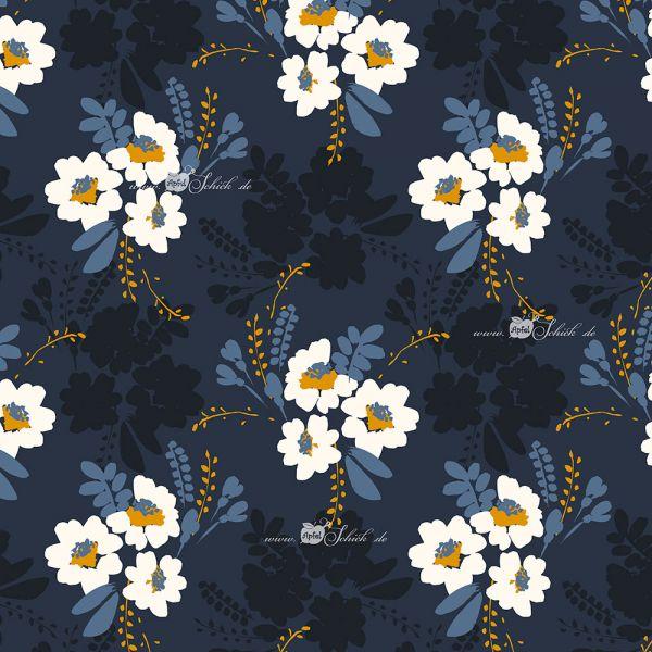 Flower Field Blau BIO-Eigenproduktion (kbA)