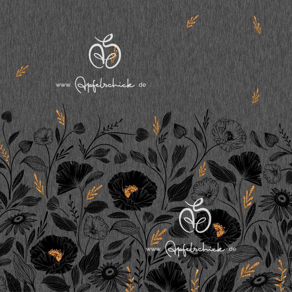 Wildblumen Grau BIO-Eigenproduktion (kbA)