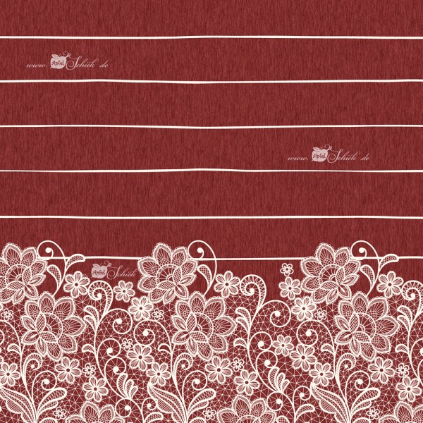 Graceful Dress Rot BIO-Eigenproduktion (kbA)