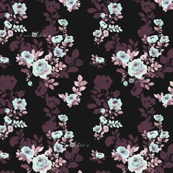 2. Auflage Shadow Flowers Black BIO-Eigenproduktion (kbA)