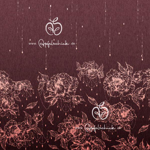 Mystical Dress Rosé BIO-Eigenproduktion (kbA)